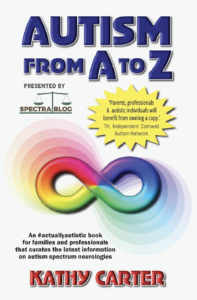 AUTISM FROM A TO Z BY KATHY CARTER